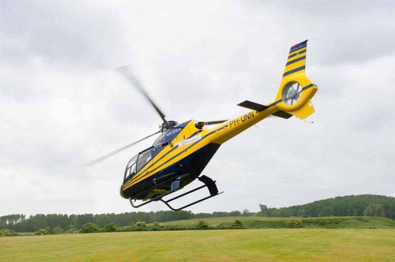 Helikopter Dropping en Keverrally