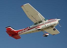 Keverrally en Cessna vliegen